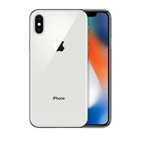 Refurbished iPhone X 64GB - Silver (Unlocked)