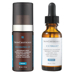 SkinCeuticals Antioxidant AM/PM Regimen