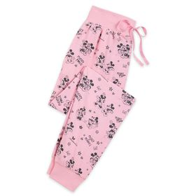 Disney Mickey and Minnie Mouse Jogger Pants for Wo