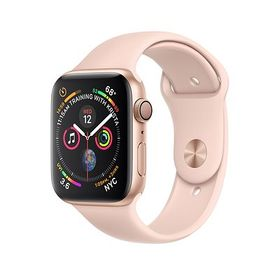 Refurbished Apple Watch Series 4 GPS, 44mm Gold Al