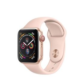 Refurbished Apple Watch Series 4 GPS + Cellular, 4