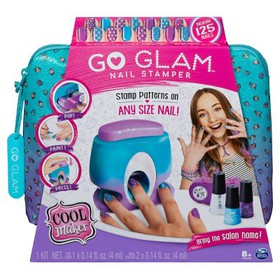 Cool Maker Go Glam Nail Stamper Kit