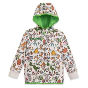 Disney Toy Story 4 Zip-Up Hoodie for Kids – Person