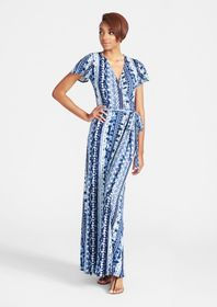 Tall Crossover Maxi Dress