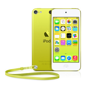 Refurbished iPod touch 16GB - Yellow (5th generati