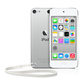 Refurbished iPod touch 64GB - White & Silver (5th