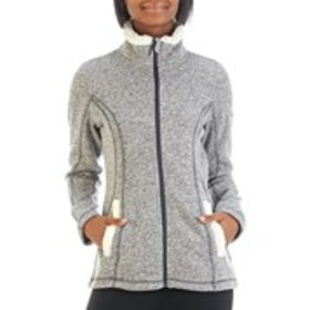 CB SPORTS Fleece Lined Sherpa Knit Active Jacket