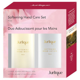 Jurlique Softening Hand Care Set (Rose) (Worth $62