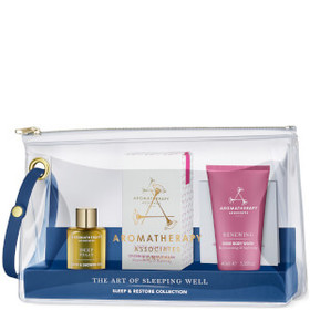 Aromatherapy Associates Sleep and Restore Collecti