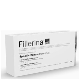 Fillerina 932 Specific Zones Promo Pack - Grade 5