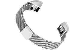 Milanese Loop Stainless Steel Watch Band for Fitbi