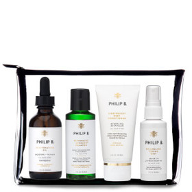 Philip B Four Step Hair & Scalp Treatment Travel S
