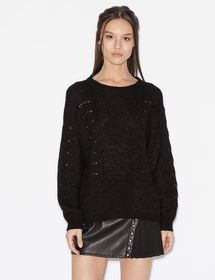 Armani MOHAIR-BLEND PULLOVER