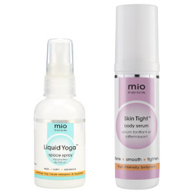 Mio Skincare Liquid Yoga and Skin Tight Travel Siz