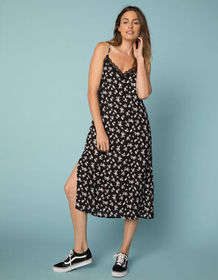 WEST OF MELROSE Oops A Daisy Midi Dress_