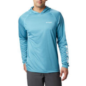 Columbia Men's Terminal Tackle Heather Hoodie $42.