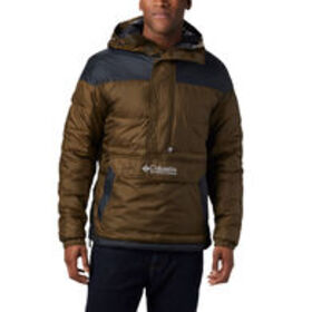 Columbia Men's Lodge Pullover Insulated Jacket $11