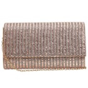 NINA Crystal Flap Clutch