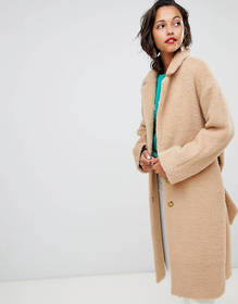 Whistles textured belted coat