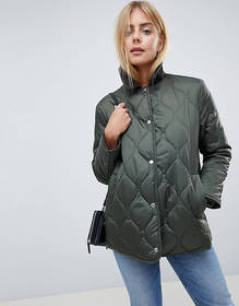 ASOS DESIGN quilted jacket