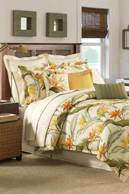 Tommy Bahama Birds of Paradise California King Com