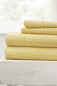 IENJOY HOME The Home Spun Ultra Soft Honeycomb Pat