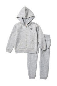 True Religion Crafted with Pride Set (Toddler Boys