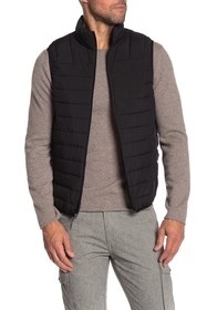 Hawke & Co. Solid Stretch Puffer Vest
