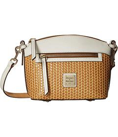 Dooney & Bourke Beacon Woven Domed Crossbody