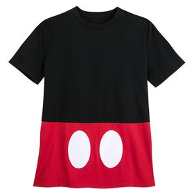 Disney Mickey Mouse Costume T-Shirt for Men