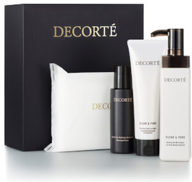 Decorté Clean & Pure Facial Cleansing Essentials (