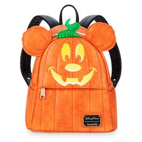 Disney Mickey Mouse Pumpkin Mini Backpack by Loung