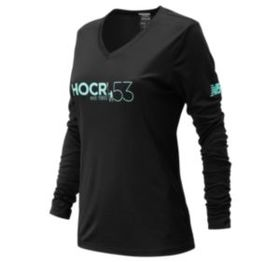 New balance Women's HOCR Long Sleeve Tech