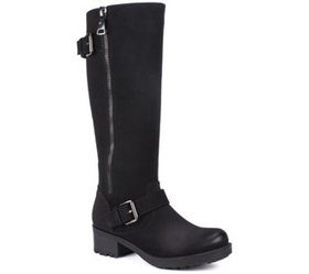 White Mountain Tall Boots - Blackbird - A433076