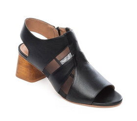 Bernardo Leather Booties - Bailey Bootie - A431580