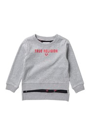 True Religion High/Low Pullover (Little Girls)