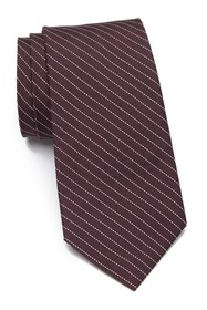 Theory Roadster Coventry Striped Tie