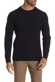Theory Winlo Wool Pullover Sweater