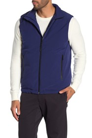 Theory Roy Sleeveless Active Vest