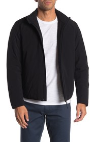 Theory Harris Active Zip Front Down Jacket