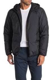 Theory Mount Treck Hooded Down Jacket