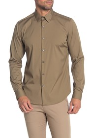 Theory Sylvain Wealth Regular Fit Shirt