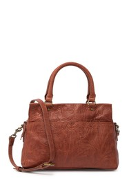AMERICAN LEATHER CO. Sequoia Triple Entry Leather