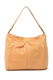 AMERICAN LEATHER CO. Missouri Slouchy Leather Hobo