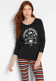 ModCloth ModCloth Psychic Readings Graphic Sweatsh