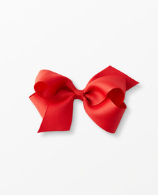 Hanna Andersson Ribbon Bow Clip in Hanna Red - mai
