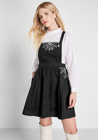 ModCloth ModCloth Haunt Around Town Embroidered Ju
