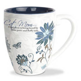 Pavilion Mark My Words Cat Mom Cup