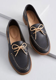 Sperry Sperry Factual Classic Loafer Black