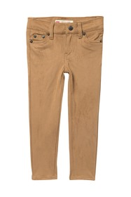 Levi's 710 Sueded Jeans (Little Girls)